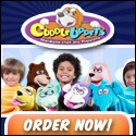 cuddleuppets - a blanket and a puppet in one