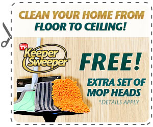 Keeper Sweeper As Seen On TV Review