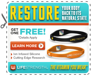 LifeStrength the Vitamin You Wear Review