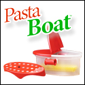pasta boat - perfect pasta in minutes