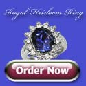 royal heirloom ring : engagement ring