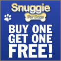 snuggie for dogs : buy 1 get 1 free