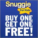 snuggie for kids : buy 1 get 1 free