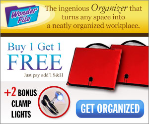 wonderfile : buy 1 get 1 free